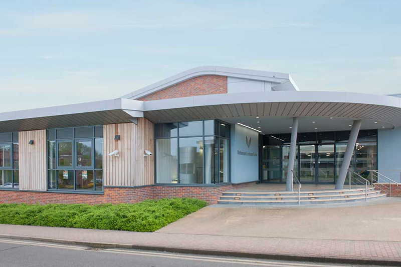 Rothampsted Conference Centre Outside